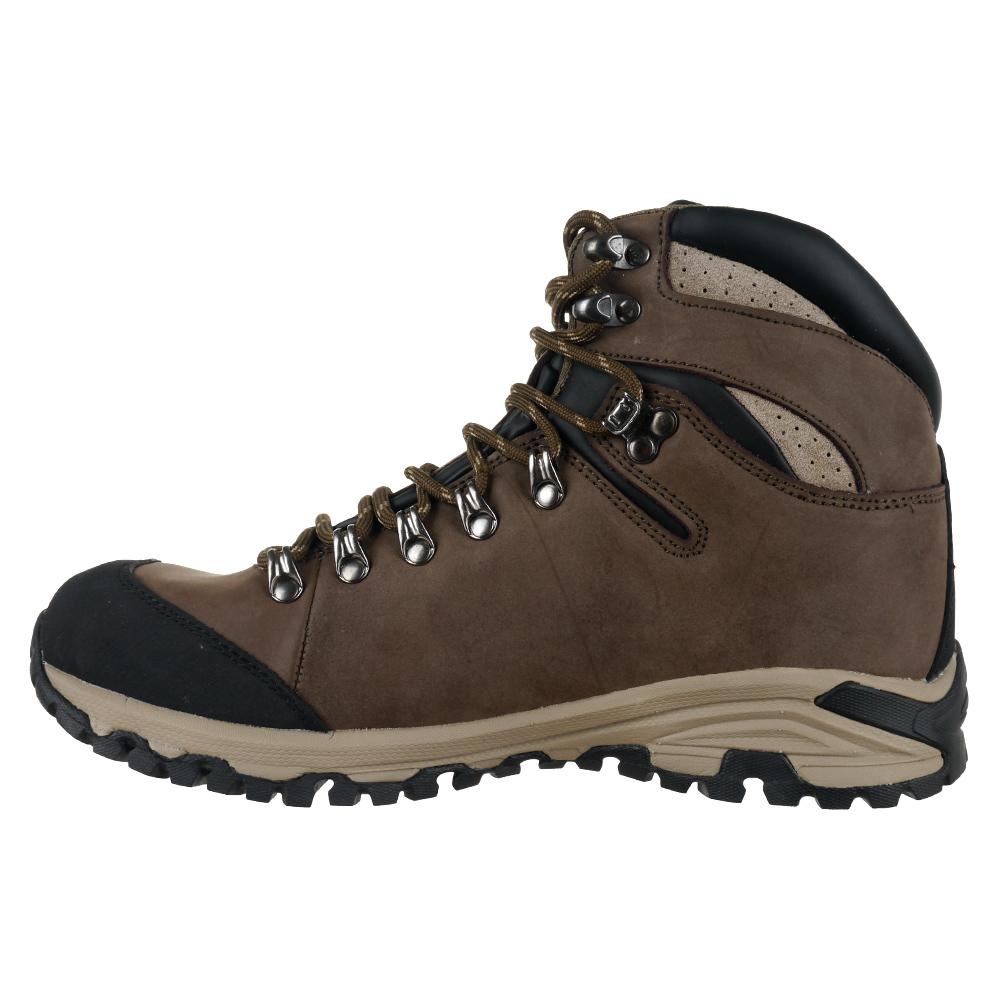 a9b2995272 Pánská obuv HI-TEC Sajama Mid WP - hnědá - vel. 42   Outdoor-a-sport ...