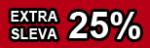 Extra SLEVA 25%