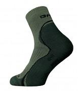 Ponožky FLORES Army