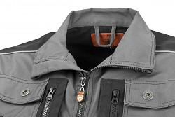 PROMACHER Myron Jacket - šedá