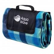 Pikniková deka AQUAWAVE Chequa Blanket 130 x 150 cm