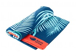 Ručník AQUAWAVE Jungle Towel - black jungle print
