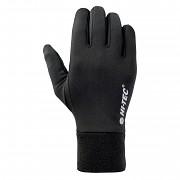 Běžecké rukavice HI-TEC Janni - black