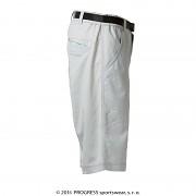 Pánské kraťasy PROGRESS Relax Shorts - krémová