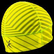 Unisex čepice KLIMATEX Machar - žlutá neon