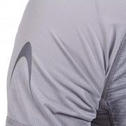Pánské funkční triko KLIMATEX Atid - světle šedá