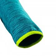 Pánský funkční pulovr KLIMATEX Dagur - zelenomodrá