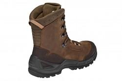 Uniform obuv PRABOS Vagabund High loamy brown S80658