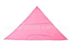 Unisex šátek ALPINE PRO Bear - růžová