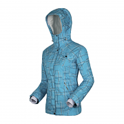 Dámská snowboardová bunda HUSKY Scate - tyrkysová