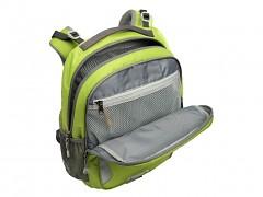 Dětský školní batoh BOLL School Mate 18 l - detaily u provedení Lime