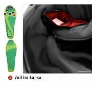 Akční set - spacák HUSKY Maestro -7°C + spacák HUSKY Maestro -7°C
