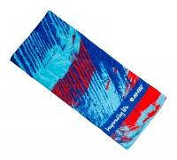 Dětský dekový spacák HI-TEC Nino +9°C - sodalite blue