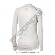 Dámské funkční triko PROGRESS TC TDRZ - bílá