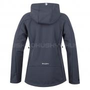 Dámská softshellová bunda HUSKY Breton L - antracit