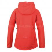 Dámská softshellová bunda HUSKY Breton L - růžová