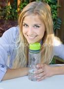 EKO plastová láhev EQUA Leaves 400 ml