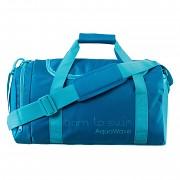 Sportovní taška AQUAWAVE Ramus 30 l - methyl blue/capri