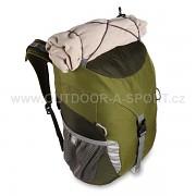 Dětský batoh BOLL Trapper 18 l - ukázka zeleného provedení