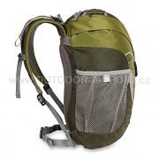 Dětský batoh BOLL Trapper 18 l - detaily batohu (zelené provedení)