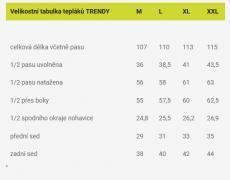Pánské tepláky RVC Trendy - tm. šedá