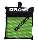 Outdoorový ručník FLORES Trip Towel L - zelená