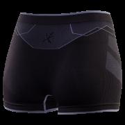 Pánské funkční boxerky KLIMATEX Andris - černá/antracit