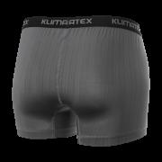 Pánské funkční boxerky KLIMATEX Bax - šedá