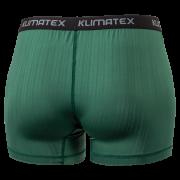 Pánské funkční boxerky KLIMATEX Bax - zelená
