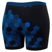 Pánské funkční boxerky KLIMATEX Dixi - černá/modrá