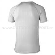 Pánské funkční triko KLIMATEX Bento - bílá