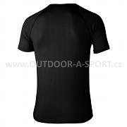 Pánské funkční triko KLIMATEX Bento - černá