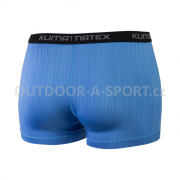 Pánské funkční boxerky KLIMATEX Bax - blue ice