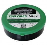 Hydrofobní krém FLORES Wax 70 - bezbarvý