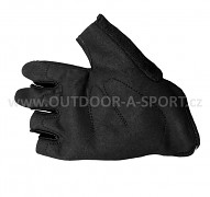 Cyklo rukavice YOKO YBG 30S - černá