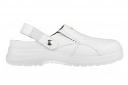 BENNON White OB Slipper