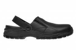 BENNON Black OB Slipper