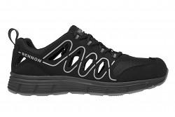 Pracovní obuv BENNON Rebel O1 Grey Low