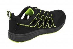 Pracovní obuv BENNON Rebel O1 Green Low