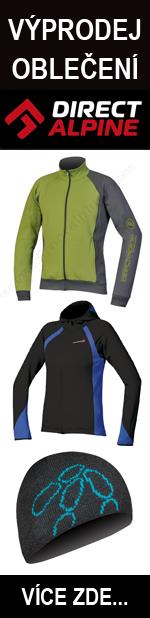 Výprodej oblečení DIRECT ALPINE