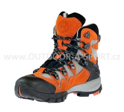 Outdoorová obuv PRABOS Kangri GTX S10419 - oranžová - vel. 36 8600faa43f6