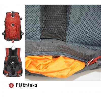 df27a07bfe9 Turistický batoh HUSKY Shark 30 l - zelená