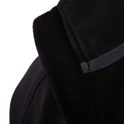 55bb857381ed Pánský funkční pulovr KLIMATEX Charlie - černá - vel. S