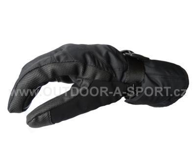 902ba5d2e71 Dámské lyžařské rukavice NORDBLANC NBWG3948 - černá - vel. 5