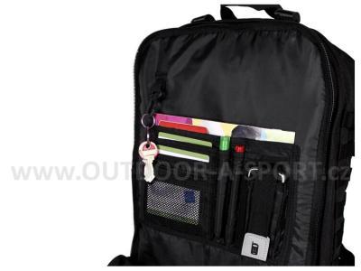 Taktický batoh MAGNUM Tajga 45 l - černá ce1d7e7d93