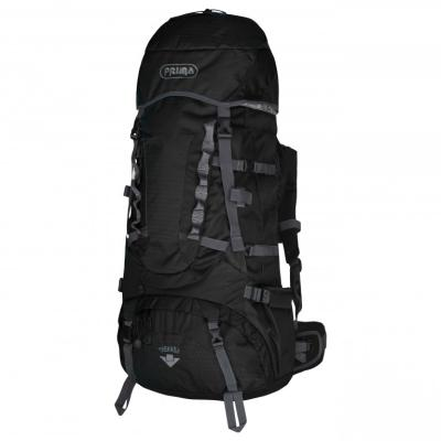 Turistický batoh PRIMA Basic Trekker 55 l - černá ac1ec79c1e