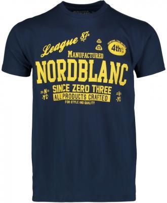 Pánské triko NORDBLANC NBFMT5935 MNE - vel. S 51b01958efb