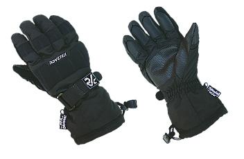 a49f83977ef Juniorské až dámské lyžařské rukavice RVC Blacky Junior - vel. 5