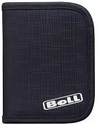 BOLL Zip Wallet - black/lime