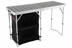 COLEMAN 2in1 Camp Table & Storage